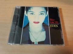 ブルー・エンジェルCD「EDEN」BLUE ANGEL ロカビリー廃盤●