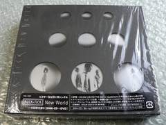 BUCK-TICK『New World』初回限定盤B【CD+DVD】LIVE映像収録