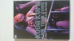 KODAKUMI LIVETOUR2005 2枚組DVD