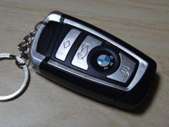 リモコンキー型 ターボライター スマートキー型 BMW柄−2