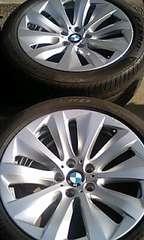 BMWハイブリッド7 245/45R19. 275/40R19純正ホイール タイヤセット