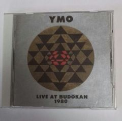 YMO  ライヴアット武道館 1980 中古CD  イエロー・マジック・オーケストラ
