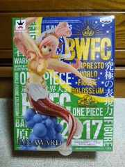 ワンピースBWFC 造形王頂上決戦vol.5 しらほし姫
