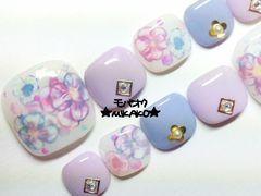 ★MIKAKO★flowerフルペディ(50)