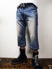 送料込み ブリューテンブラット Cropped Pants M