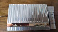 新品 エスプリークファンデーションケース おまけ付き