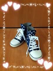 ドット柄♪レインブーツ・長靴★21�p