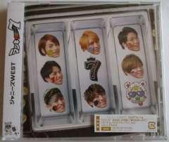 ★新品未開封★ ジャニーズWEST ラッキィィィィィィィ7 初回盤 CD+DVD