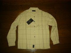 新品COALBLACKコールブラックチェックシャツSBバックボーン