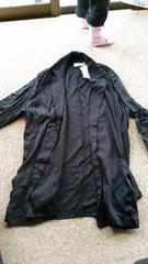 新品七分袖ジャケット