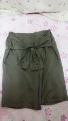 スコットクラブ購入*CYNICAL/シニカル★前結びスカート☆サイズ2★