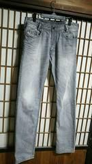 dieselディーゼルIAKOPデニムパンツウエストサイズ30スリムテーパード服インポートブランド