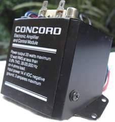 小型Hiパワーモノアンプ&ブースター両用万能アンプ未使用2台