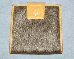 CELINE(セリーヌ) マカダム柄二つ折り財布 710160BL149B6