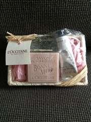 ロクシタン L'Occitane ◆新品◆ ローズ・チェリーブロッサム 石鹸ハンドクリーム ♪