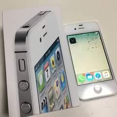 iPhone4s 16GB 箱付き