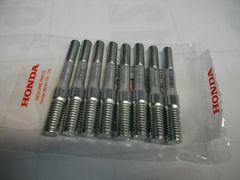 (36)CBX400F CBR400F CBX550F純正新品エキゾストスタッドボルト