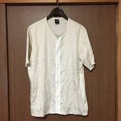 ★SHIPSシップスノーカラー半袖シャツ★BEAMSHARE