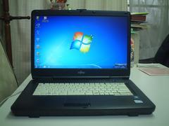 すぐ使える Window7モデル FMV-A8290  DVD ワイド画面