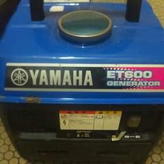 YAMAHA 発電機ET600