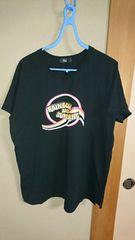 3L Tシャツ◆黒