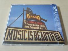 PAPA B CD「MUSIC IS BEAUTIFUL」レゲエ●