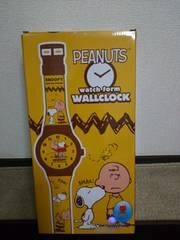 スヌーピー ★ WALLCLOCK