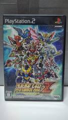 PS2 スーパーロボット大戦Z