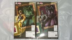 JOJO'S FIGURE GALLERY 4  フィギュア ギャラリー 4 DIO 2種セット