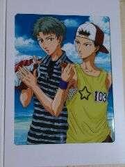☆テニスの王子様☆スペシャルブロマイドPart. 2☆宍戸亮&鳳長太郎☆
