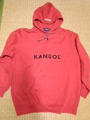 KANGOL パーカー カンゴール LL