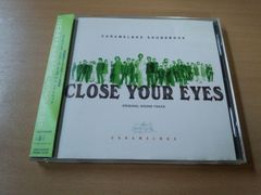 CD「演劇集団キャラメルボックス音楽集CLOSE YOUR EYES 」★