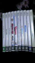 ☆Wiiソフト10本セット☆