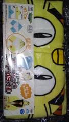 ポケットモンスターXY/WEAREロケット団フード付タオル☆未開封☆ポケモン