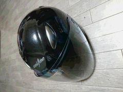 ホンダ ジェットヘルメット  amifine 黒 57〜59センチ