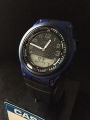 CASIOカシオ海外モデルアナログデジタル腕時計