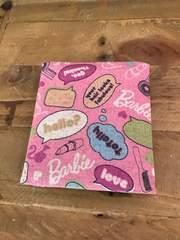 Barbie バービー コスメ柄 サニタリーケース ハンドメイド