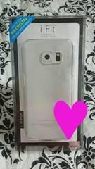 ドコモ(Galaxy S6 Edge★SC-04G)新品スマホカバー♪クリア♪