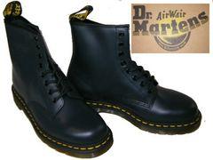 ドクターマーチンDrMartens新品8ホールブーツ1460紺10072410uk6