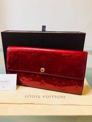 1円 ◆正規品◆ 美品 ◆ ルイヴィトン ヴェルニ ポムダ 長財布