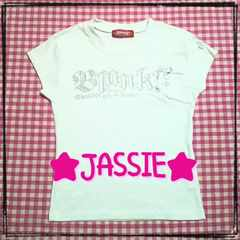 JASSIE♪プリントTシャツ☆