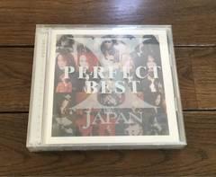 (送料込み)処分!XJAPAN PERFECT BEST 3枚組アルバム