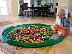 ★おもちゃ 収納 マット 自宅 & 外遊び