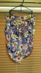 RUNWAY☆韓国製♪柄のカッコいいスカート