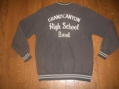 grand canyon★スウェット★スタジャン★XL
