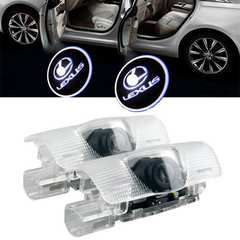 Lexus ロゴ カーテシランプ