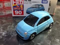 トミカ フィアット500初回限定カラー