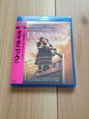 新品 タイタニック 2枚組 BD ブルーレイ Blu-ray