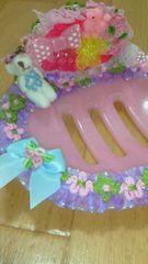 ハンドメイド防水アクリル樹脂スプレー使用!石鹸置き