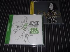 JOYCE『HARD BOSSA』+『TUDO~』国内盤2枚(ジョイス,JOAO DONATO)